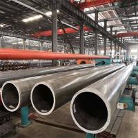 China Extruded Aluminum Round Pipe Customized Length High Strength 6061 Grade wholesale
