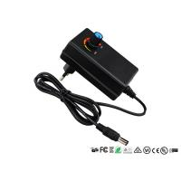China AC To DC Variable Power Adapter 3V - 12V LED Power Switching Adaptor 12 Volt wholesale