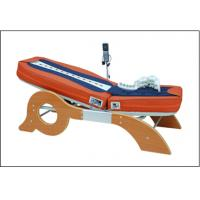 Buy cheap whole body jade roller heating massage bed with music from wholesalers