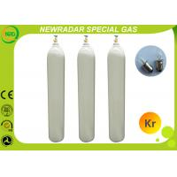 China CAS 7439-90-9 Kr Colorless Odorless Tasteless Gas for Fluorescent Lamps wholesale