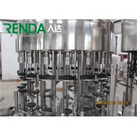 Quality Plastic Screw Cap Water Bottle Filling Machine Drinking Water Filling Machine for sale