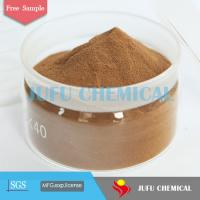 China best price concrete chemicals Sodium Lignosulfonate SF-1 wholesale