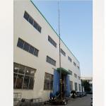 China 21m Lockable Pneumatic Telescopic Mast 50kg payload-NR-3200-21000-50L antenna telescopic mast aluminum telescoipc mast wholesale