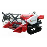 China Widely Usage Mini Self-Propelled Grain Combine Harvester for Rice/Wheat, wholesale