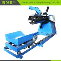China Q235 Carbon Steel Slitting Line Machine For 0.3~1.2mm Thickness * 1300 on sale