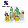 PET Full Body Shrink Sleeves Roll Shrink Wrap for Plastic Lotion Bottle 40 Micron