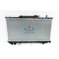 Quality Carnia 92 - 97 Toyota Auto Radiator Replacement With Tube Fin Cooling System for sale