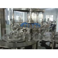 China 220V/380V Bottle Water Filling Machine Water Packaging Machine 4.5KW Filler Machine wholesale