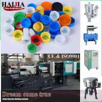China Plastic Auto Injection Molding Machine 15kw Motor Power For Bottle Cap on sale