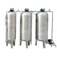China SS304 5TPH Reverse Osmosis Water Purification Plant 380V 50Hz 3 Phase wholesale