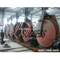 China Automatic AAC Autoclave High Temperature Cement Block Autoclaves wholesale