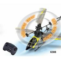 China 3.5ch Alloy rc helicopter with gyro & Shining LED letter wholesale