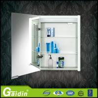 China online shopping wholesale price China factory aluminum alloy material bathroom furniture mirror cabinet wholesale