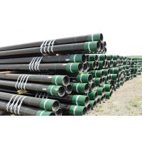 China API 5CT L80 20# Welded Carbon Steel Pipe With EUE High Tensile Strength on sale