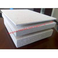 China Waterproof Mgo Board Fire Resistence Cement Fiber Glass Reinforced Magnesium Oxide Panel wholesale