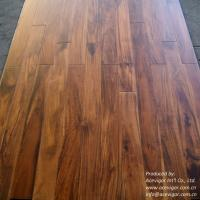 China Small Leaf Acacia Solid Flooring wholesale