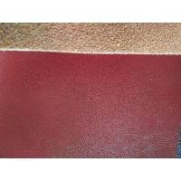 China Eco Friendly Leather Fabric For Car Seats , 54 Inch Reupholster Car Seats Leather wholesale