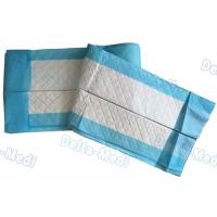 China Medical Non Woven Disposable Bed Sheets Under Pad For Pregnant / Incontinence Patient wholesale