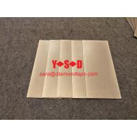 China New Thin Diamond Knife Tool Sharpening Stone Square Plate Whetstone 80-3000 Grit on sale