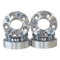 """3"""" (1.5"""" per side) 5x4.5 HUBCENTRIC Wheel Spacers Wrangler TJ Cherokee"""