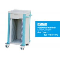 China Durable Medical Equipment Patient Cases Trolley Various Size Available wholesale