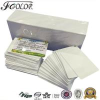 Buy cheap Plastic Photo ID Card / PVC Business Card / PVC Student Card / PVC Employee Card from wholesalers