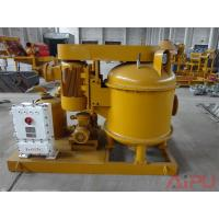 Quality High quality well drilling mud APZCQ vacuum degasser for sale at Aipu for sale