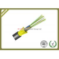 China Loose Tube Outside Aerial Optical Fiber Cable GYFTY Type Hydrolysis Resistant wholesale