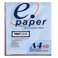 China White photocopy paper A4 80gsm wholesale