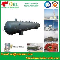 China High Pressure Vacuum Boiler Mud Drum For Heating Industry SGS Standard wholesale
