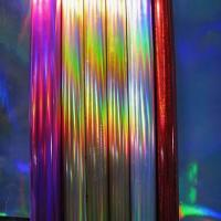Quality Iridescent Film Laminated beautiful unique Gift Wrapping Paper for birthdays for sale