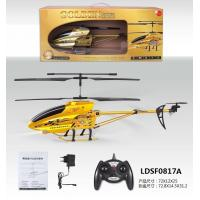 China Golden limited edition!3.5CH large metal Remote control helicopter with Gyro and camera wholesale