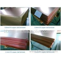 China fr4 copper clad laminated for pcb material wholesale