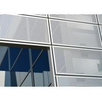 Buy cheap Punching Hole Anodizing Aluminum Architectural Screen Panels Customizable For from wholesalers