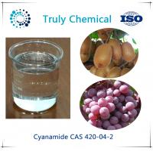 Quality Cyanamide Agrochemical Intermediate CAS 420-04-2 Cyanoamine Cyanogenamide for sale