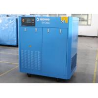 Buy cheap Quiet Rotary Screw Type Air Compressor 30HP 22kW With Variable Frequency Motor from wholesalers