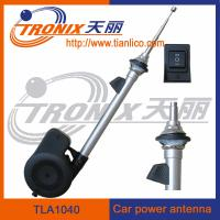 China automatic car power antenna/ am fm antenna with pcb control TLA1040 on sale