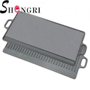 China cast iron griddle wholesale