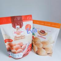 China Biodegradable Snack Food Packaging Bags Environmental Material For Cheese Bread / Puffs wholesale