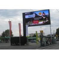 China SMD P10 LED Screen Advertising LED Screens 960*960mm Cabinet Brightness 6000 wholesale