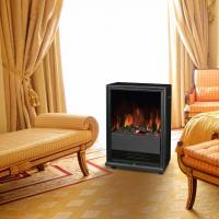 China Electric stove SF-1319 fireplace heater movable burning log LED flame www.knsing.com wholesale