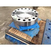Buy cheap ASTM A694 F65 FORGED STEEL FLANGES WELD NECK RJT from wholesalers