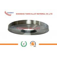 China 0.04mm Thickness Chrome Aluminum Foil 200mm Width For Electric Ceramic Furnace wholesale