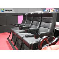 Quality Simple Operation 4D Cinema System 4DM Movement Seats / Independent Research for sale