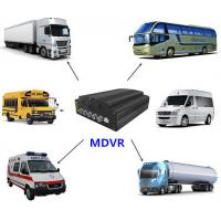 China Four - In - One 4 Channel Mobile DVR , 720P SD Card Mobile DVR With HDD Heating Functions wholesale