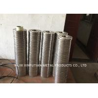 304 / 304L Stainless Steel Pipe Fittings Butt Welded Customized Size Sample Free