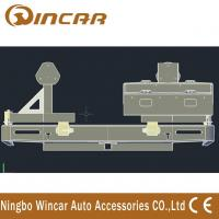 China Different SUV Twin Wheel Holders Rear Bumpers Jerry can holders as the extra wholesale