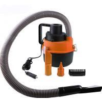 China 93w - 120w Car Wash Vacuum Cleaner 12v 1.3kgs Oem With Flexible Hose wholesale