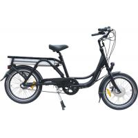 China 250W ,  350W ,  500W Two wheel  Cargo electric bike with  Shimano 3 - nexus gear wholesale