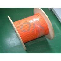 China Indoor Duplex Fiber Optic Cable Patch Cord 1000/300 Flattening Strength Flexibility wholesale